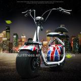 Motorino elettrico di Harley con la batteria di litio