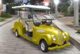 6 Sitzelektrischer klassischer Auto-Weinlese-Bus