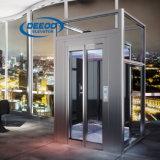 가정 사용 전송자 유리 엘리베이터