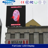 Cartelera al aire libre video de la pared P6 1/4s SMD RGB LED de la alta calidad