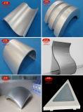 El panel compuesto de aluminio de aluminio de la pared de cortina del revestimiento de la pared ACP