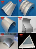 Aluminiumwand-Umhüllung-Zwischenwand ACP-zusammengesetztes Aluminiumpanel