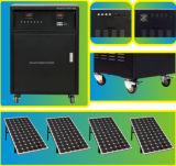 1kw подготавливают сделанную домой пользу энергетическая система солнечной силы