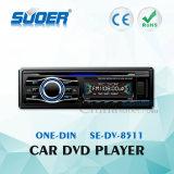 DVD-плеер мультимедиа автомобиля DVD-плеер автомобиля Suoer 1 DIN с CE&RoHS (SE-DV-8511)