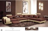 Sofá moderno determinado de los muebles del sofá casero del cuero con el sofá del Recliner