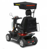 scooters de mobilité de batterie d'Ithium du moteur 1500W avec le certificat En112184 (LN-032)