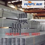 Steel profilato Sheet in Poultry House con Equipment e Setter