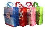 Прокатывать Non сплетенный мешок коробки делая машину Zx-Lt400