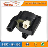 Nuova bobina di accesione genuina dell'OEM B6s7-18-100 del ricambio auto per Mazda