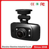 2.7-Inch 1080P Auto DVR GS8000 mit 4 IR LED