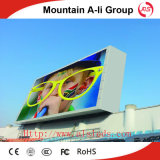 P10 al aire libre a todo color SMD LED 3en1 Pared de vídeo