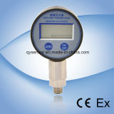 물 디지털 압력 계기 디지털 표시 장치 압력 계기