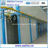 Pó Coating Machine/Equipment/Painting Line de Hanging Conveyor
