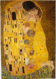 고명한 주된 Klimt 재생산 색칠