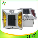 Goujon solaire de clignotement de route de DEL pour la sécurité routière