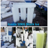 Containerisiertes Compact Design Energy und Cost Saving Block Ice Machine Ice Maker für Block Ice 5ton/24h