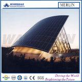 Mono панель солнечных батарей с высокой эффективностью конкурентоспособной цены