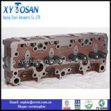 Cabeça do ferro Cmd22 Cyliner com válvulas de motor e Spings para o caminhão de Rússia