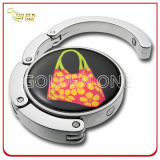 Promoção Gift Lady's Bag Design Metal Handbag Holder