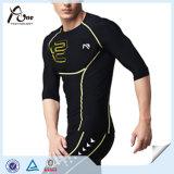 액티브한 착용 성과 착용 운영하는 셔츠 스포츠 착용