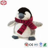 Piedi felici del pinguino di Dancing del CE dei bambini di giocattolo molle della peluche