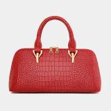 方法PUの販売の革シェルの女性のトートバックのハンドバッグ