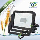 10W 30W 630lm 2200lm Flood Light met Ce