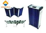 80W-200W Mono-/hohe Leistungsfähigkeits-bewegliche Solarpolybaugruppee 4-Folding