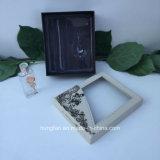 Diverso rectángulo del conjunto del papel del perfume del diseño con la ventana del PVC