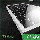 Bâti en aluminium pour le mini panneau solaire du panneau solaire 7.5W de panneau solaire