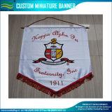Изготовленный на заказ зеленое декоративное знамя флага вымпела Bannerette (M-NF12F13017)