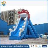 Скольжение воды счастливого омара 2016 гигантское раздувное, Juegos Inflatables