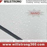 Nano Met een laag bedekte Samengestelde Comité van het Aluminium PVDF