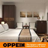 Muebles de madera naturales del hotel de la venta al por mayor del grano de la alta calidad moderna (OP16-HOTEL01)