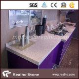 Pedra artificial projetada alta qualidade de quartzo para a bancada