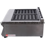 2-Head Gas Fish Pellet Grill Machine (ET-RYW-2)