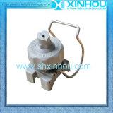 Gicleur de bride de clip de pression de jet d'eau de traitement chimique