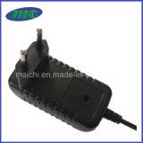 AC aan de Adapter van de Macht van gelijkstroom 5V 9V 12V voor de Markt van de EU
