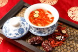 Dired Goji Beere Origined von Ningxia. China