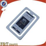 工場卸し売りシンプルな設計の金属のギフトのブックマーク(FTBM3102A)