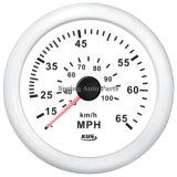 [85مّ] [سبيدومتر] مسيكة [0-65مف] مع [بيتوت تثب] مع [بكليغت]