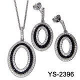 Il rame dell'argento dei monili di modo di disegno di Hotale ha impostato (YS-1436, YS-1871, YS-2408, YS-2396, YS-2386, YS-2361, YS-2276)