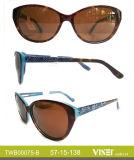 De in het groot Glazen van de Zonnebril van de Acetaat van de Hoogste Kwaliteit (75-c)