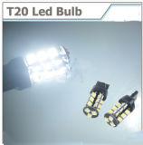 2016 diodo emissor de luz claro automotriz por atacado da iluminação T20 7443 do diodo emissor de luz do bulbo T20 5050 27SMD 7440 T20 27SMD 5050 do diodo emissor de luz 27SMD do poder superior T20 7440