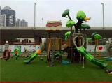 Strumentazione esterna di plastica del campo da giuoco di divertimento di serie di Lala (YL55367)