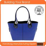 Handtaschen-Fabriken China-im heißen Verkaufs-Art-Großverkauf-Handbeutel (BDM070)