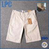 Shorts casuali di modo degli uomini del cotone di alta qualità su ordinazione