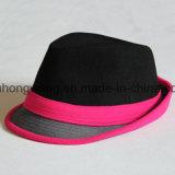 Kundenspezifischer Herrfedora-Hut, Sport-Baseballmütze