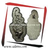 Дешевые изготовленный на заказ античные медные штыри отворотом металла (W-17)