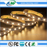 IP20 único color regulable 8100LM / rollo SMD5050 14.4W / M tira de LED flexible